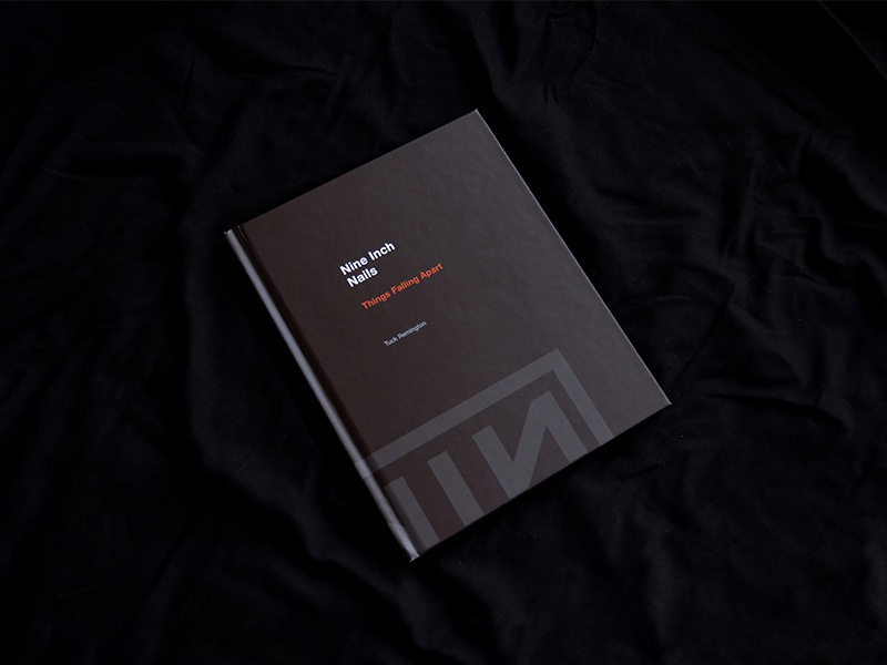 Nine Inch Nails by Mark Grow - Dribbble