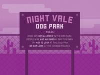 Night Vale Dog Park