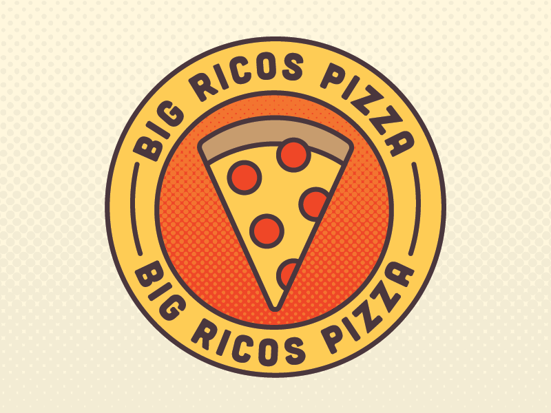 Big Rico's Pizza snack illustrator illustration welcome to night vale night vale pizza