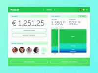 UX Challenge: Wallet