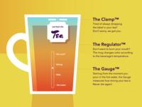 UX Challenge: Tea cup