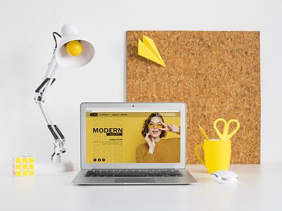 desktop homepage design ui design ux ui design illustration graphic design homepage design desktop design
