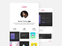 Daily UI - #006 User Profile