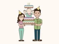 Happy Family Birthday