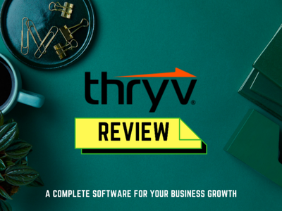 Thryv: Best CRM for Small Business in USA reputation management small businesses in usa small businesses small business brand building email marketing social proofing best crm software customer relationship thryv crm thryv review thryv