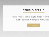 Studio Ferris W.I.P 2