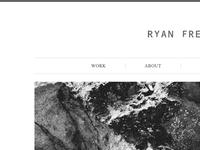 Personal Website – W.I.P
