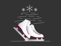 Holiday Exercise Icon Set