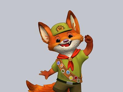 Nick Zootropolis @design 3dprint 3dcharacter 3d animation 3d artist 3dsmax 3d art 3d