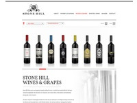 Stonehill Wine Selection