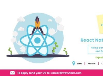 WovVTech -React Native developers react native wovvtech