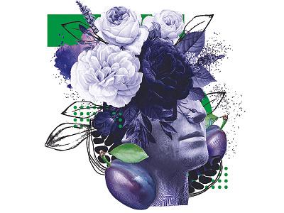 Design by Śliwka contest entry photoshop wacom collage design illustration