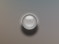 Sphere - One Layer Style