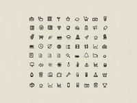 Hand Drawn Icons V.2