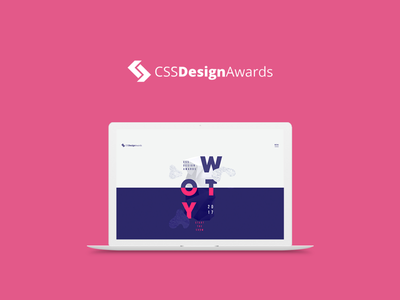 Website Of The Year 2017 css design awards website of the year cssda
