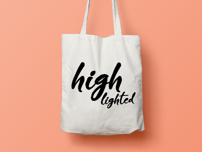 Alan and the Highlights - Tote Bag graphic design merchandising tote bag