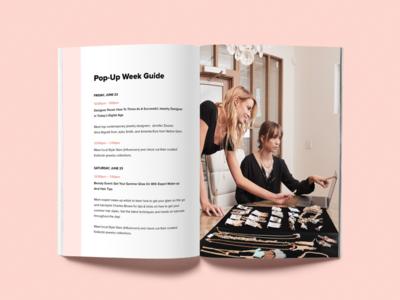 Kollectin Event Promo Brochure