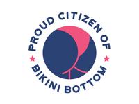 Bikini Bottom - City Logo