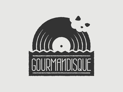 Gourmandisque - Musical collective logo
