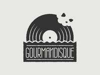 Gourmandisque - Musical collective logo