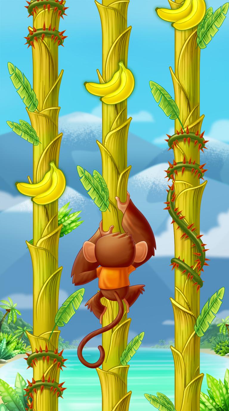 Monkey addtion