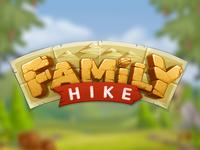Family Hike logo