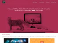 Hellonemo Website