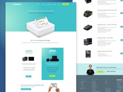 POS Hardware Pricing Page