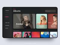 Music  interface