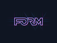 Form Logo Exploration WIP