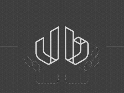 jb logo isometric