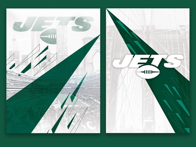 JETS HOUSE POSTERS