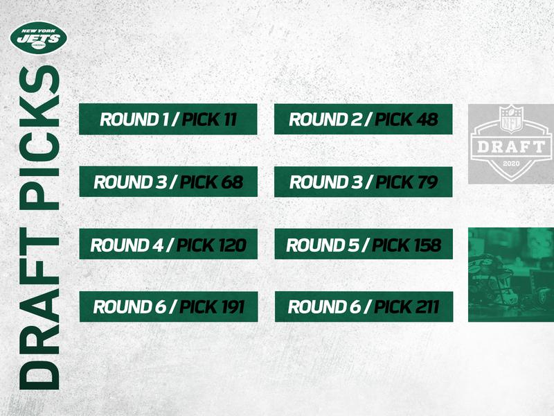 Jets Draft Picks