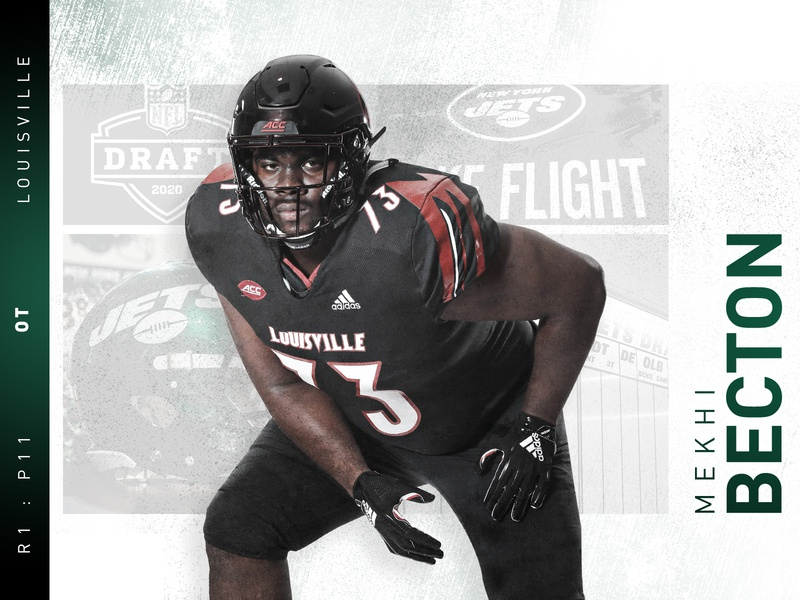 Jets RD1 Draft Pick