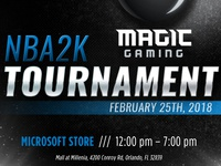 Magic Gaming Tournament