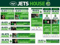 Jets House - Players