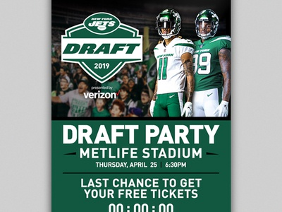 Last Chance Draft Party