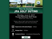 JPA Golf Invite