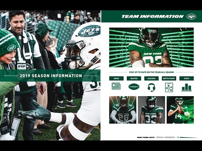 Jets Rookie Book