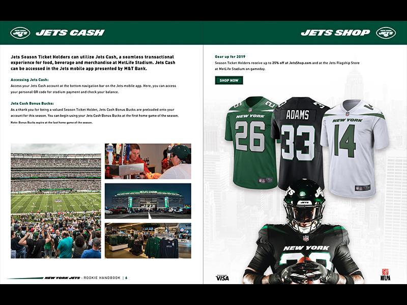size 40 c2f4a 277b8 Jets Cash & Jets Shop by Justin Garand on Dribbble