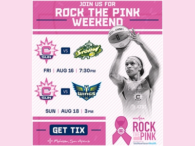 ROCK THE PINK EMAIL
