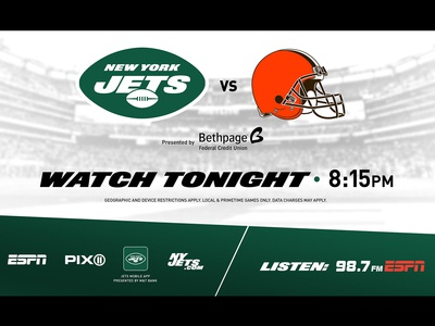 TUNE IN   BROWNS