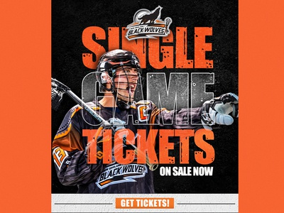 Black Wolves Tickets