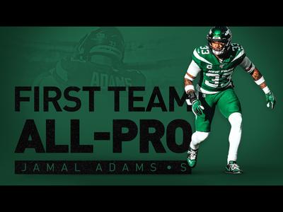 JAMAL ADAMS ALL PRO