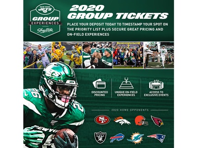 2020 Groups Flyer