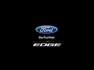 Ford Logo - Go Further Interpretation animation vehicle car high octane ford