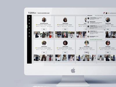 TiZKKA web app