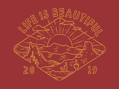 Life Is Beautiful - Diamond