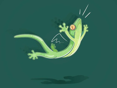 Fierce Dragon quirky cute funny illustration flying lizard dragons dragon