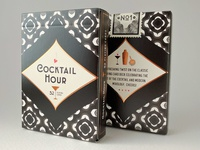Cocktail Hour Playing Cards – Complete